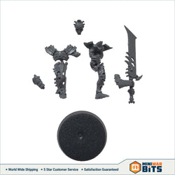 Mortek Guards W Greatblade Single Figure Bits