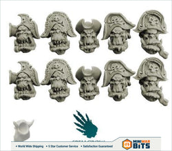 Orcs Freebooters Heads (Ver. 1) Bits