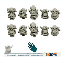 Orcs Freebooters Heads (Ver. 2) Bits