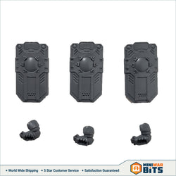 Palanite Subjagator Patrol Vigilance Pattern Assault Shield Bits
