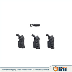 Palanite Subjugator Patrol Holster Accessory Bits