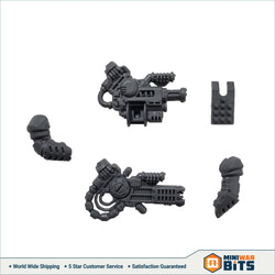 Palanite Subjugator Patrol Slhg Pattern Assault Ram Grenade Launcher Bits