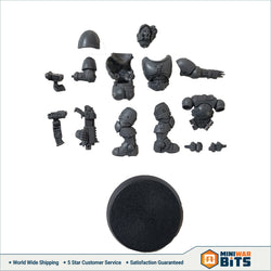 Primaris Incursor Sergeant Single Figure Bits