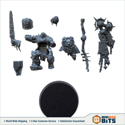 Putrid Blightking Iconbearer Single Figure Bits