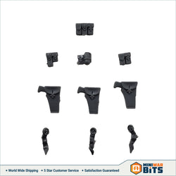 Retributor Squad Hoslter Purity Seal Accessory Bits