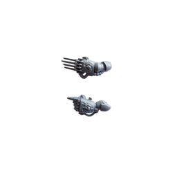 Space Marine Lighting Claw & Power Fist Bits - Warhammer 40k Adeptus Astartes