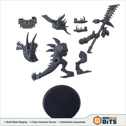 Saurus Guard Alpha Guardian Single Figure Bits