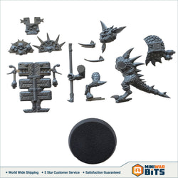Saurus Guard Stardrake Iconbearer Single Figure Bits
