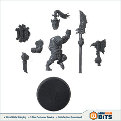 Savage Orruk Morboys Single Figure Bits