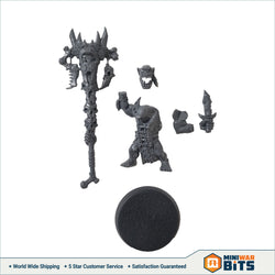 Savage Orruk With Bone Totem Single Figure Bits