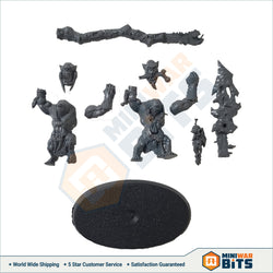 Savage Orruks Big Stabbas Single Figure Bits