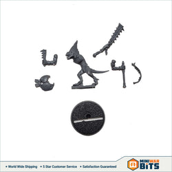 Skink Alpha Single Figure Bits