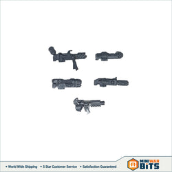Space Marine Combi-Weapons Bolter Bits