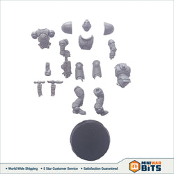 Space Marine Primaris Intercessor Single Figure Model Bits