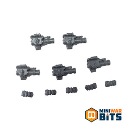 Space Wolves Wulfen Stormfrag Auto Launcher Bits
