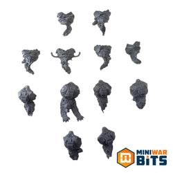 Space wolves Wulfen-hombro tanques set a-bits *