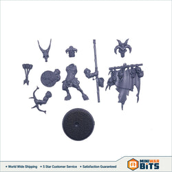 Ungor Banner Bearer Single Figure Bits