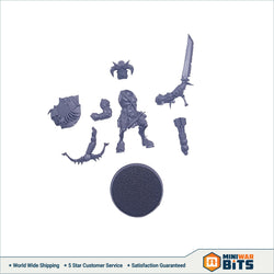 Ungor Halfhorn Champion Single Figure Bits