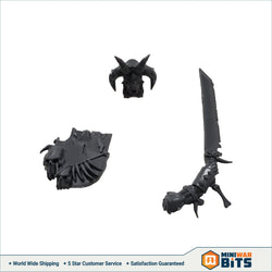 Ungor Halfhorn Champion Upgrade Bits