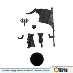 Wildwood Ranger Standard Bearer Single Figure Bits