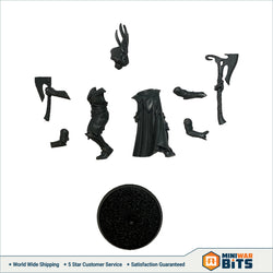 Wildwood Warden Single Figure Bits