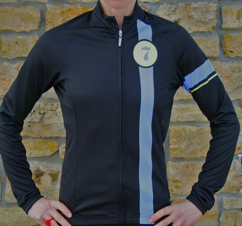 Women's Long Sleeve Suck it Jersey