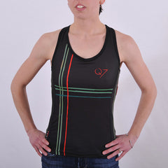 Women's Plaid Dash Tank