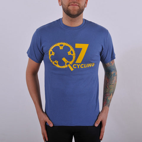 Men's Yellow Crank T