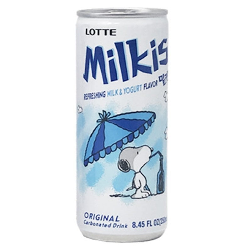 Lotte Milkis Carbonated Drink
