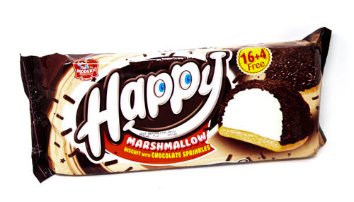 Aldiva Happy Marshmallow Biscuit