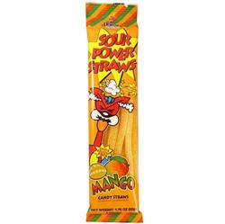 Dorval Sour Power Straws