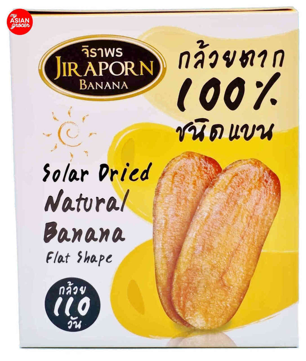 Jir Aporn - Solar Dried Natural Banana