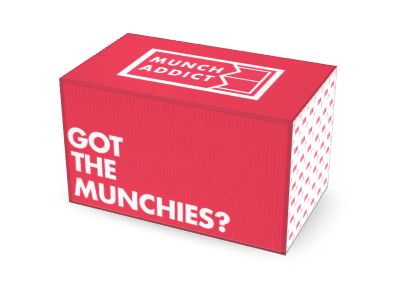 Deluxe Box - Prepaid 12 Months - Munch Addict