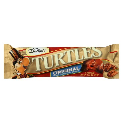 DeMet's Turtles Original - Pecans Chocolate Caramel