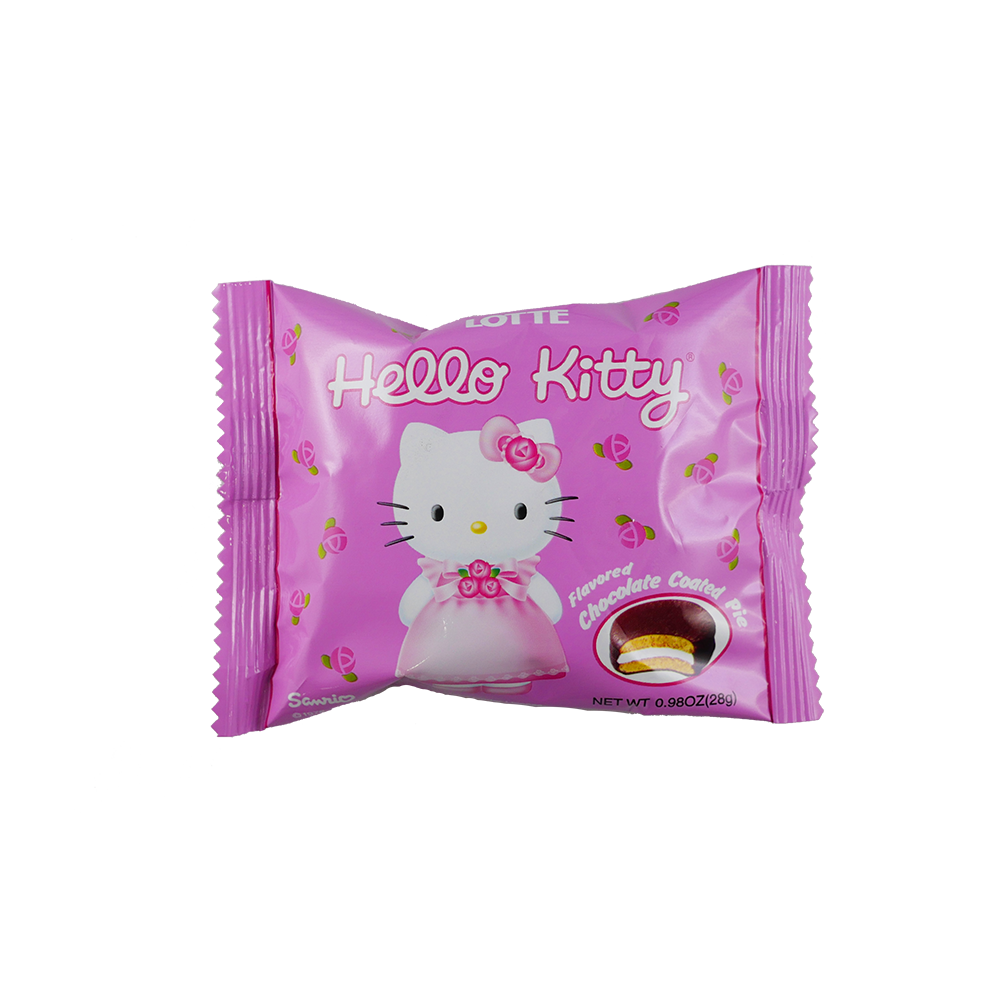 Lotte Hello Kitty Lottepie