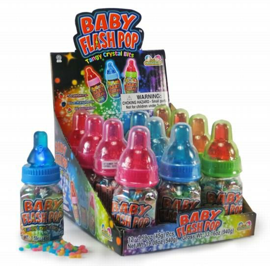 Kidsmania Baby Flash Pop