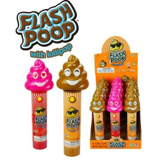 Kidsmania Flash Poop