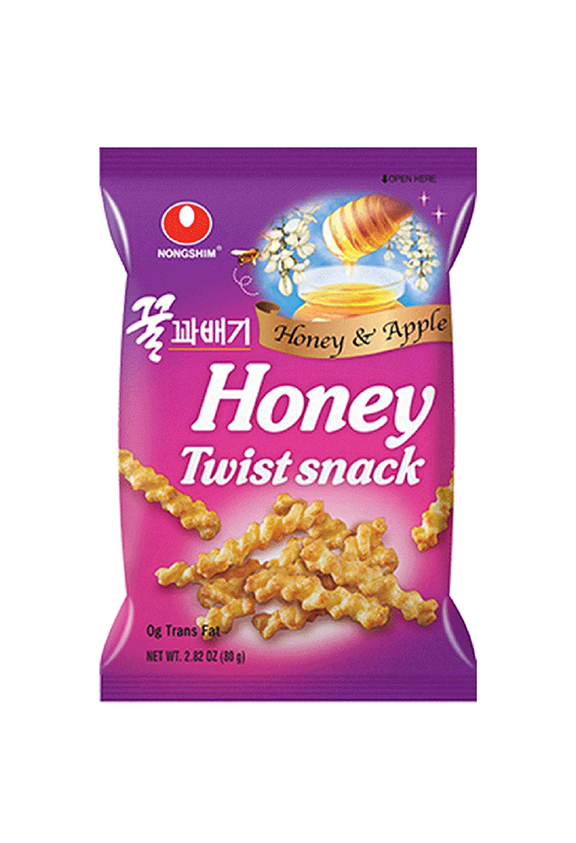 Nongshim Honey Twist