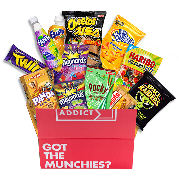 Deluxe Box (15 Snacks)