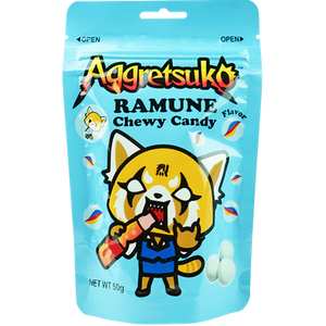 Aggretsuko Chewy Candy - Ramune Flavor