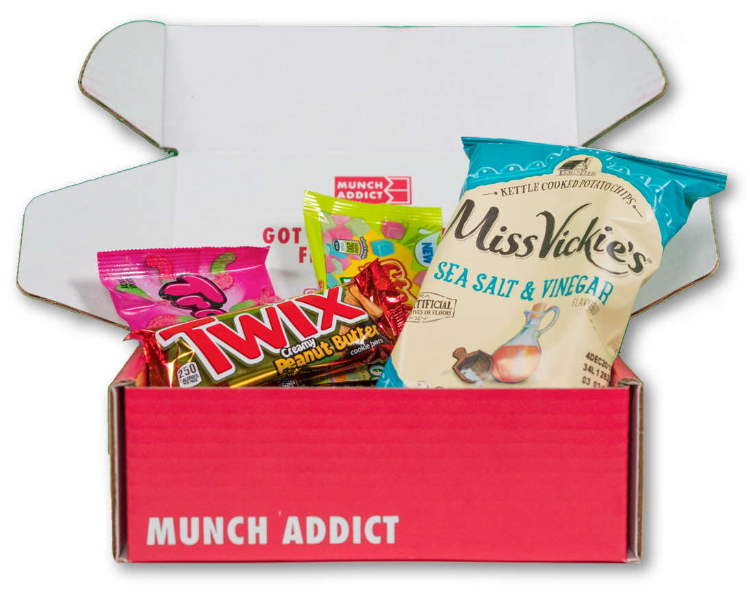 Standard Monthly - Munch Addict