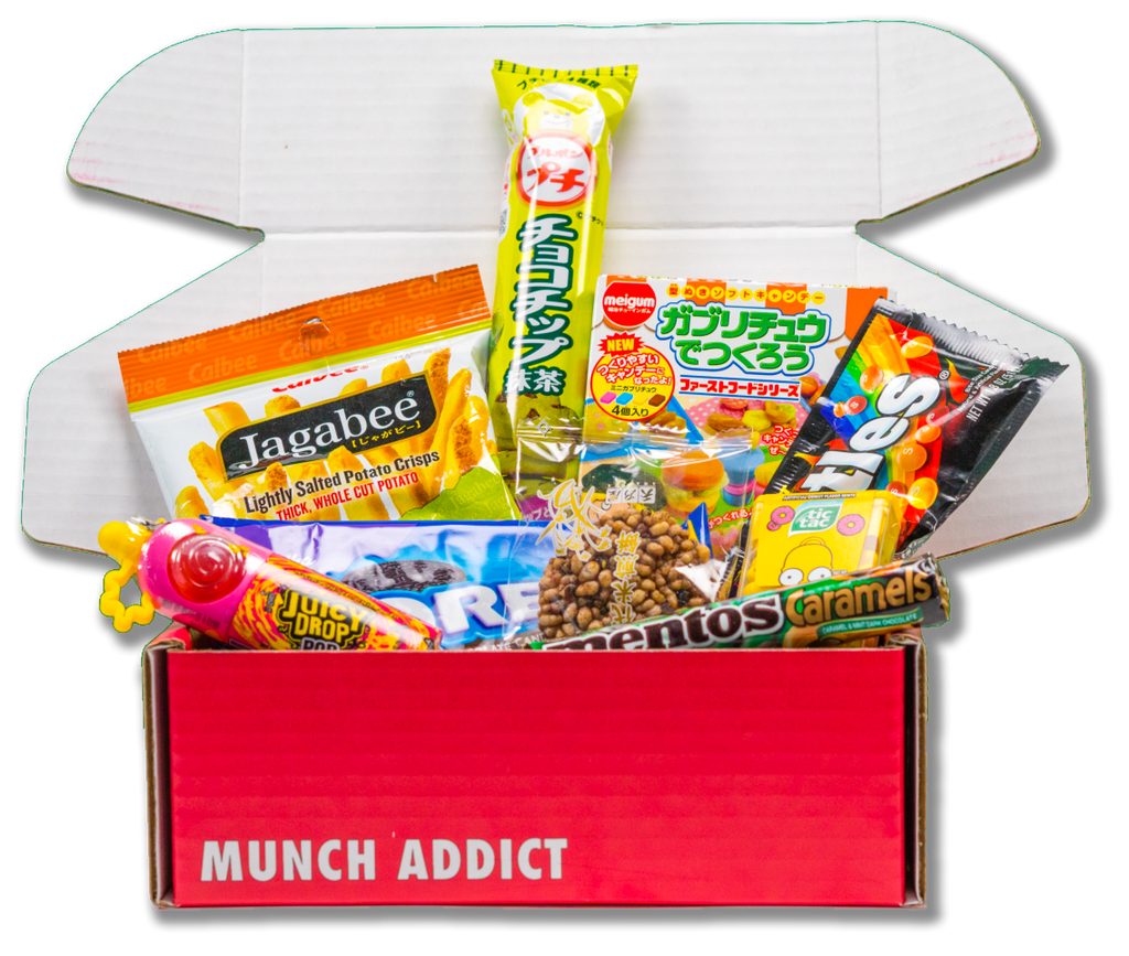 Premium Monthly - Munch Addict