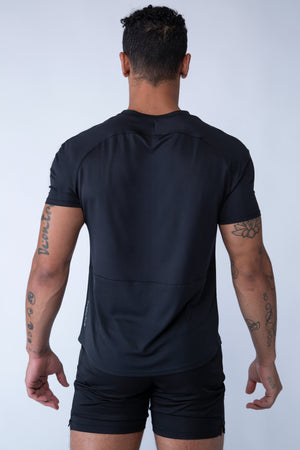 Purpose Tee - Black - Back