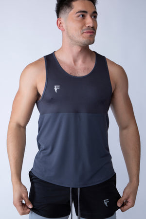 Purpose Tank - Ebano - Front