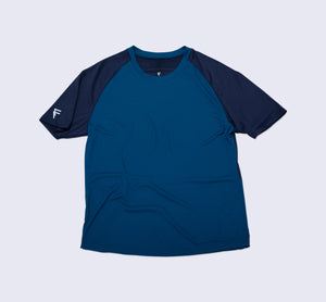 Purpose Tee - Moroccan - Flat Lay Front