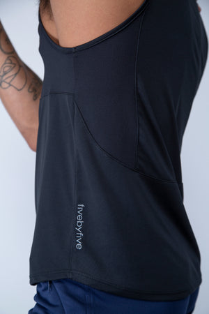 Purpose Tank - Black - Feature