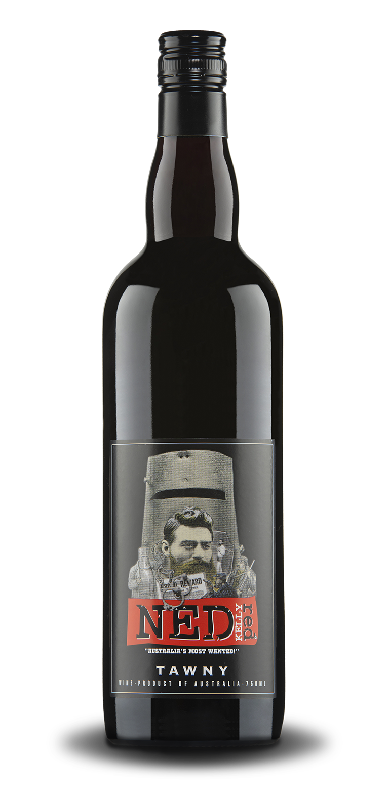 Ned Kelly Red Tawny Port (6 or 12 x 750ml)