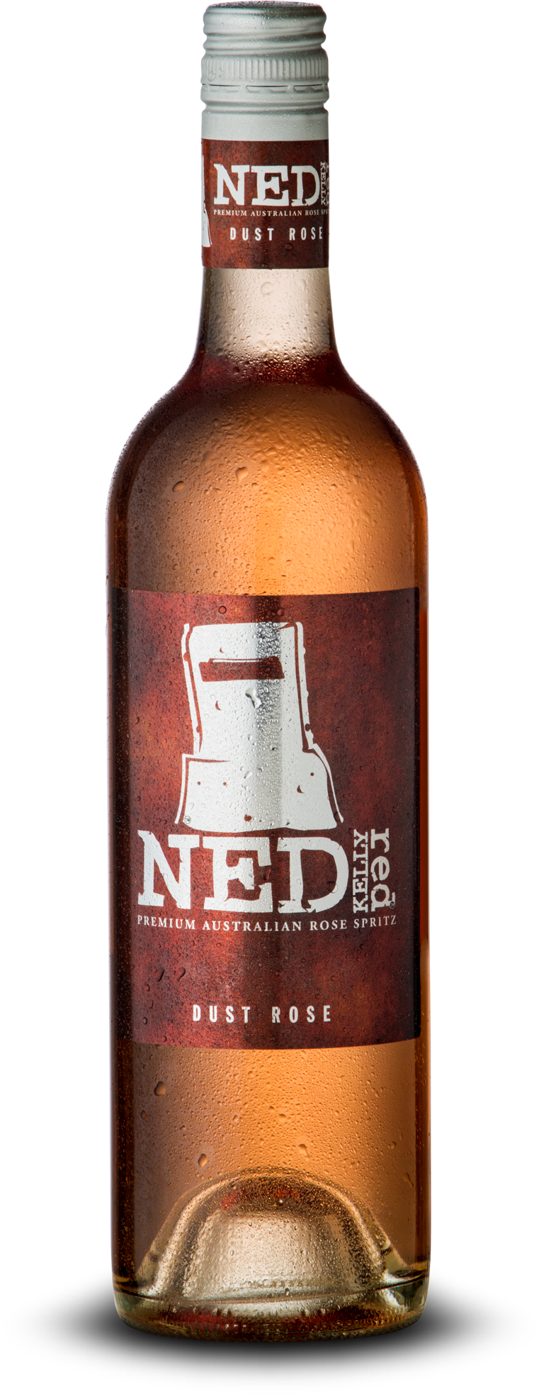 Ned Kelly Rosé Australian Boutique Wine Dust Rose