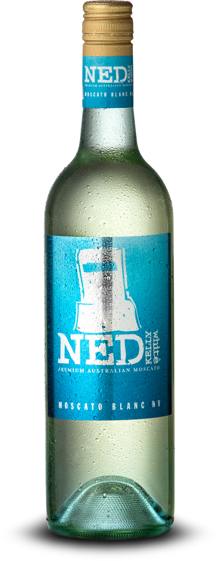 Ned Kelly White NV Moscato Blanc (12 x 750ml)