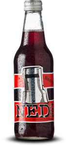 Ned Kelly Red Heavy Australian Boutique Wine Spritzer 330ml